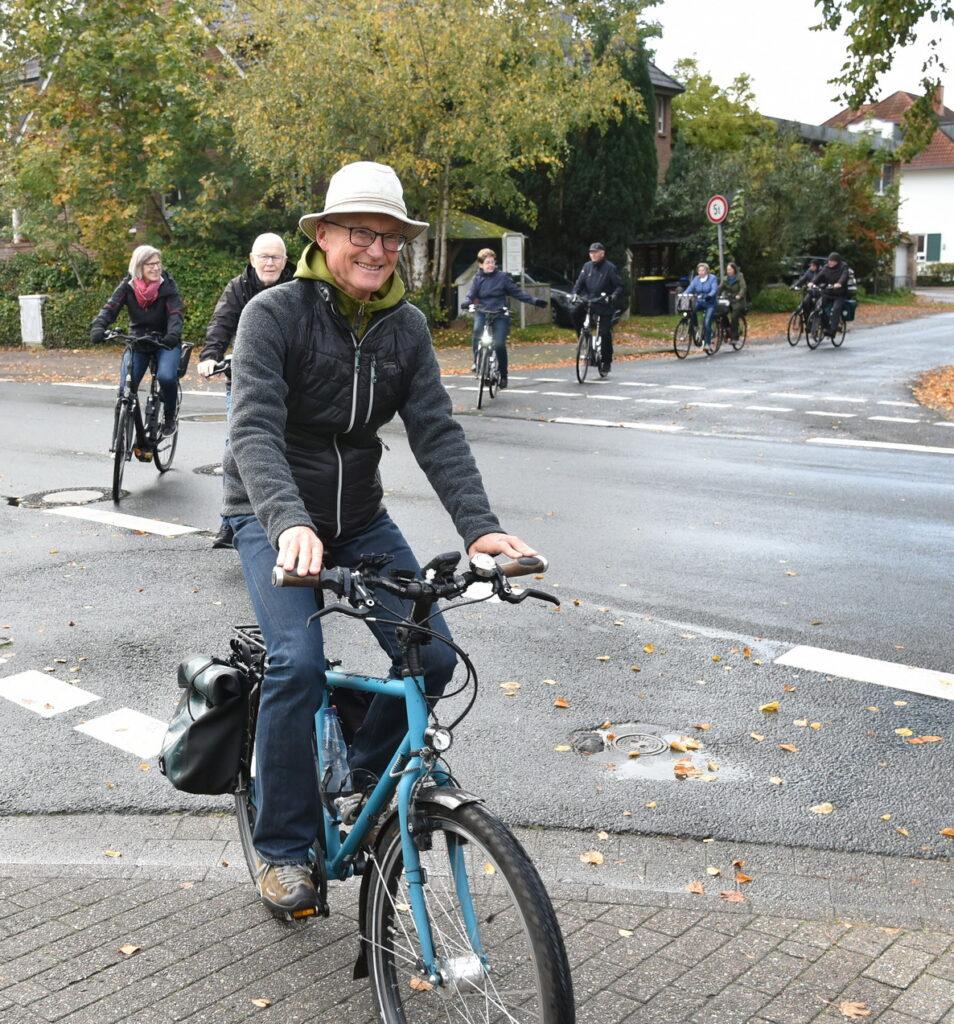 Herbstliche Radtour